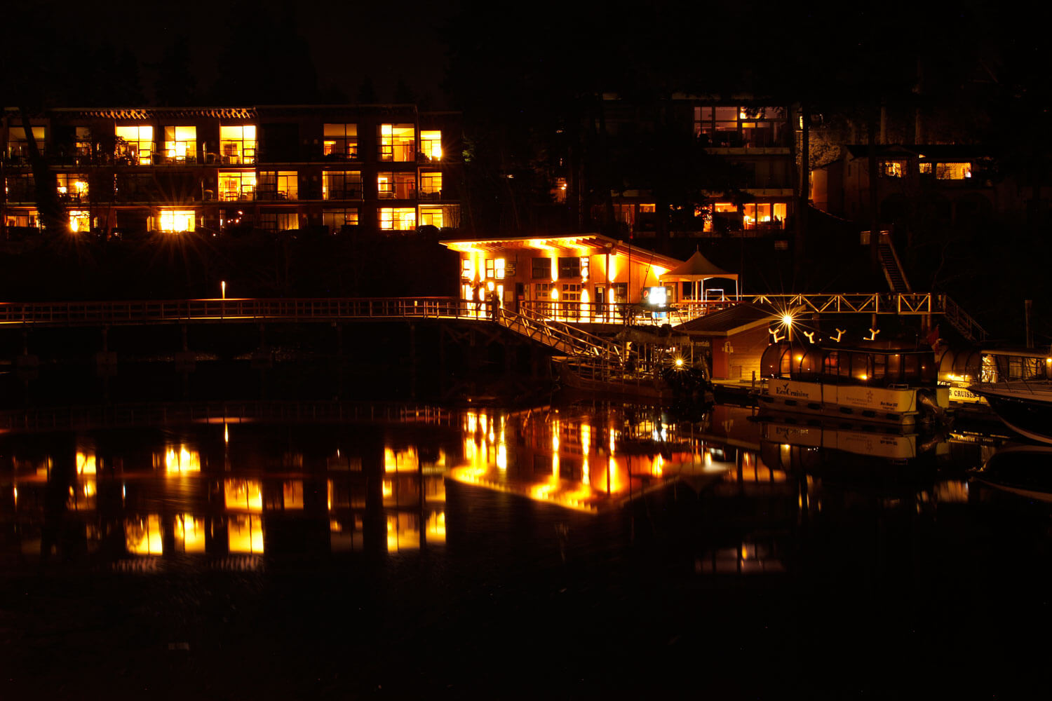 Brentwood Bay Lodge Marina